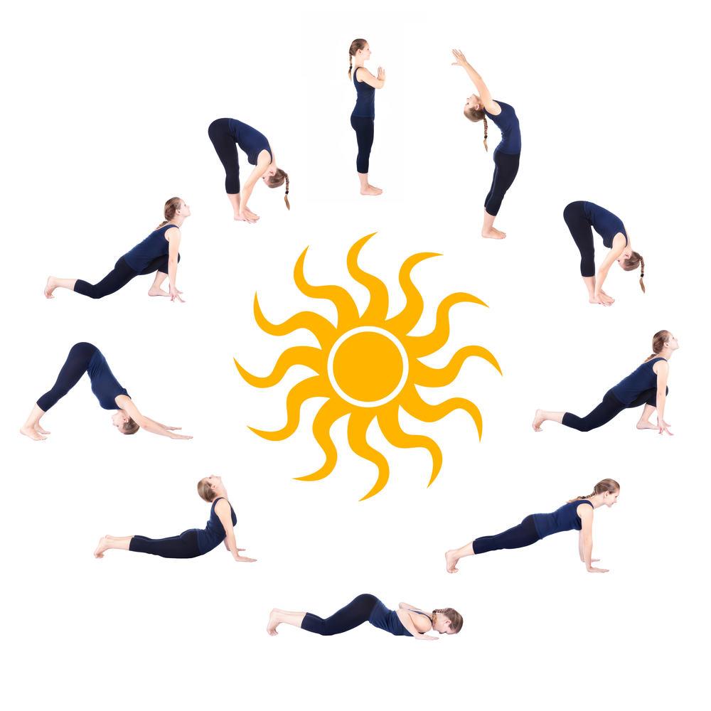 Solhilsen Yogaoasen