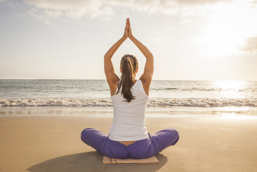 Stressfri med yoga