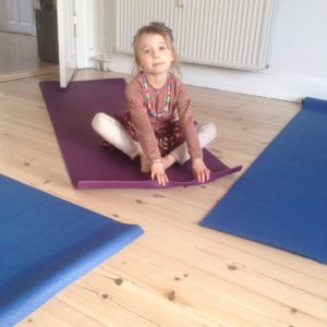 Yoga for børn Hillerød