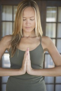 Hvad betyder Namaste Yogaoasen Hillerød